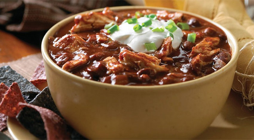 Classic Chicken Chili