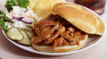 Jim's BBQ Pulled Pork