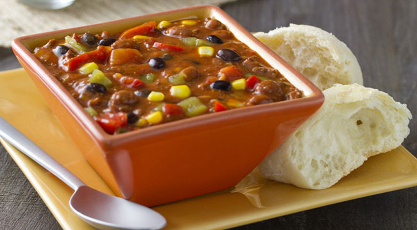 Corn & Black Bean Chili