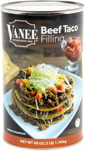BEEF TACO FILLING