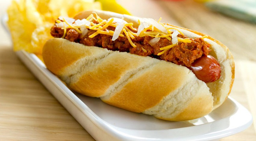 White Sox Chili Dogs