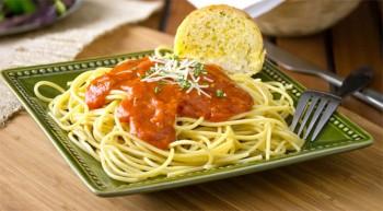 Meaty Spaghetti