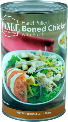 BONED CHICKEN