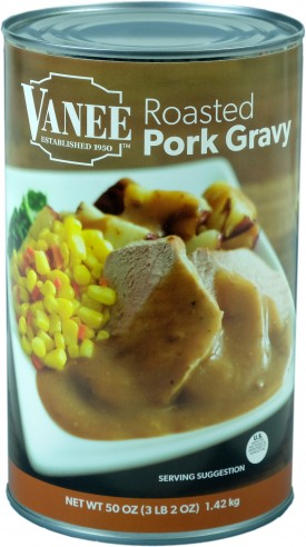 ROASTED PORK GRAVY