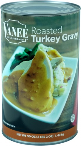 ROASTED TURKEY GRAVY