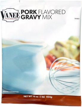 PORK FLAVORED GRAVY MIX