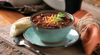 Spicy Sausage Chili