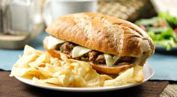 Beef and Swiss Sub