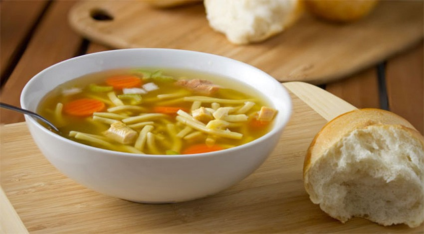 Country Style Chicken Noodle